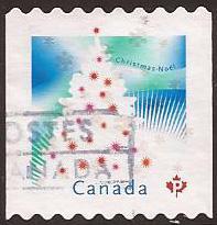 Canada - Scott# (050 - used booklet single) 2344 (2009) V...