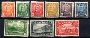 Canada - Unitrade# 149 - 17 MH/ MLH      -      Lot 0121131