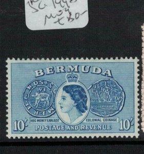 Bermuda SG 149a MOG (9edj)