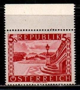 Austria Scott 499 Mint NH (Catalog Value $45.00)