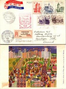 Netherlands, Registered, Picture Postcards
