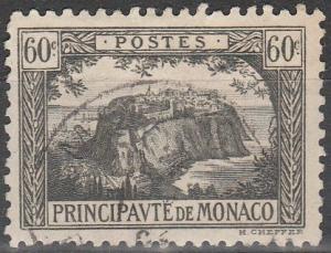 Monaco #44  F-VF Used  (S4003)