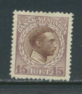Danish West Indies 53  MHR