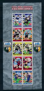 [25166] New Zealand 1999 Sports Rugby MNH