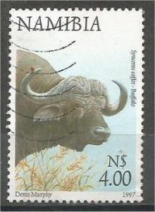 NAMIBIA, 1997, used $4.00 Fauna and Flora, Scott 868