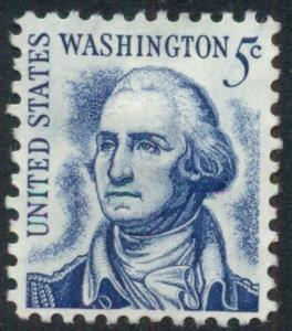 #1283 5¢ GEORGE WASHINGTON LOT OF 400 MINT STAMPS, SPICE UP YOUR MAILINGS!