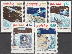Poland #2365-9  MNH (K1444)