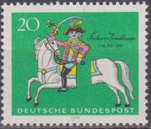 Germany #1020 MNH VF  (ST1151)