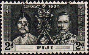 Fiji. 1937 2d S.G.247 Fine Used