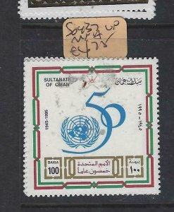OMAN  (PP2704B)  UNITED NATIONS    100B     SG  437     MNH