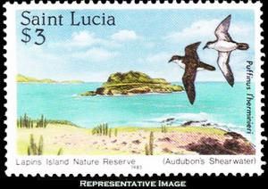 Saint Lucia Scott 773 Mint never hinged.