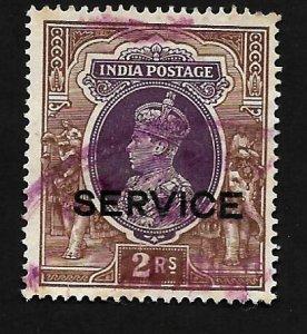 India 1938 - U - Scott #O101
