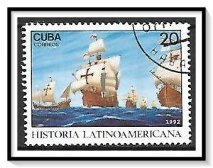 Caribbean #3466b Discovery Of America CTO