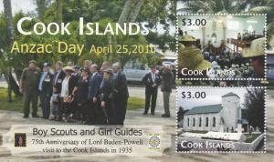 Cook Islands #1327  MNH   CV $9.00  (K1867L)