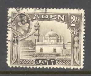 Aden  Sc # 20, SG # 20 used (DT)