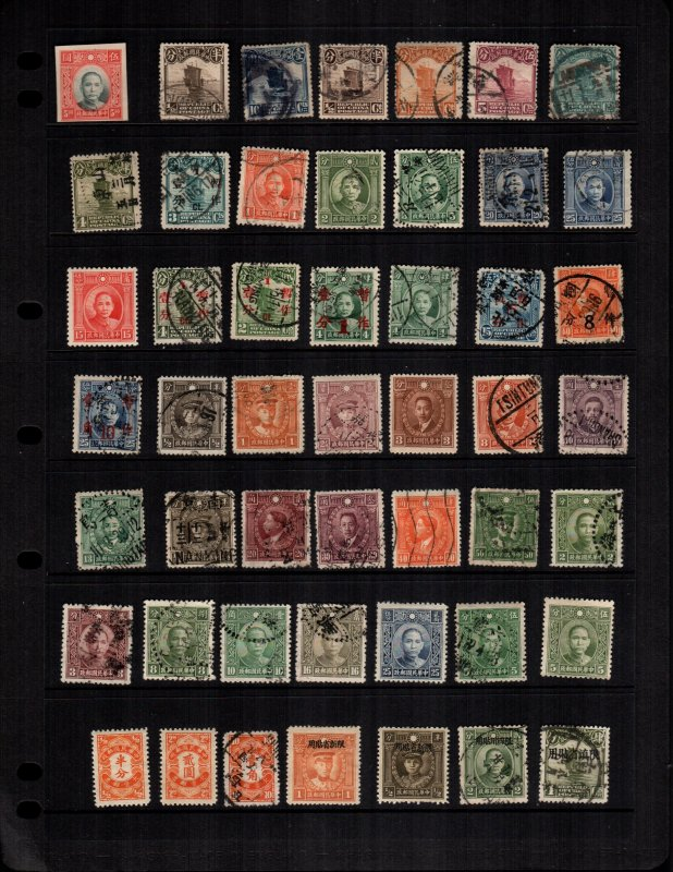 China  48  different MH and used