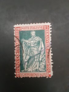 *Italy #202              Used