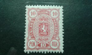 Finland #40 mint hinged e202.6575