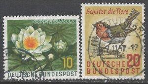 GERMANY 773-74 VFU Z3722