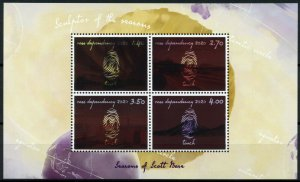 Ross Dependency NZ Exploration Stamps 2020 MNH Scott Base Seasons 4v M/S