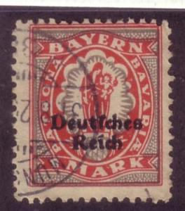 Bavaria  Sc. # 266 Used