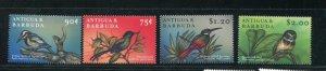 Antigua & Barbuda MNH 2305-8 Birds Fauna