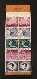 Sweden 1972  #918a Booklet MNH