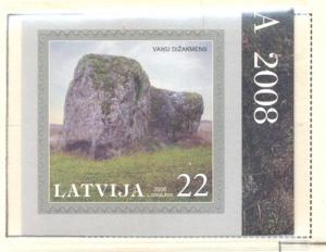 Latvia Sc 711 2008 Nature Protection stamp mint NH