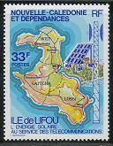 New Caledonia 441 MNH (1978)