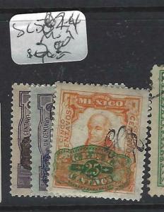 MEXICO  (P1204B)   SC 582-4   MOG