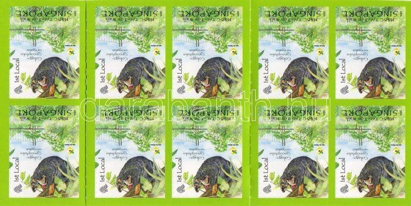 Singapore stamp Environment protection stamp booklet 2005 MNH WS6204