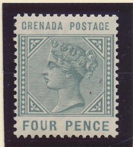 Grenada Stamp Scott #23, Mint Hinged - Free U.S. Shipping, Free Worldwide Shi...