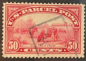 US Stamps #Q10 Used Parcel Post #Q10A144