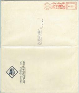 BK0097 - ITALY - Postal History - Red POSTMARK on cover 1959 -  CINEMA: Bergman