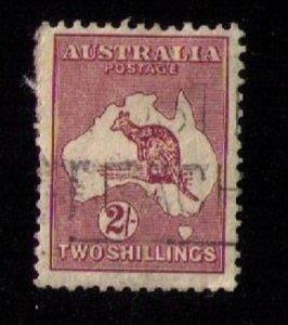 Australia Sc 99 Used F-VF