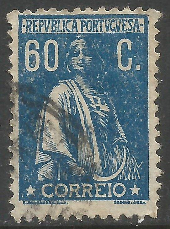 PORTUGAL CERES 296 VFU C382-1