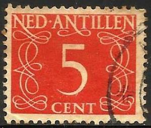 Netherlands Antilles 1950 Scott# 213 Used