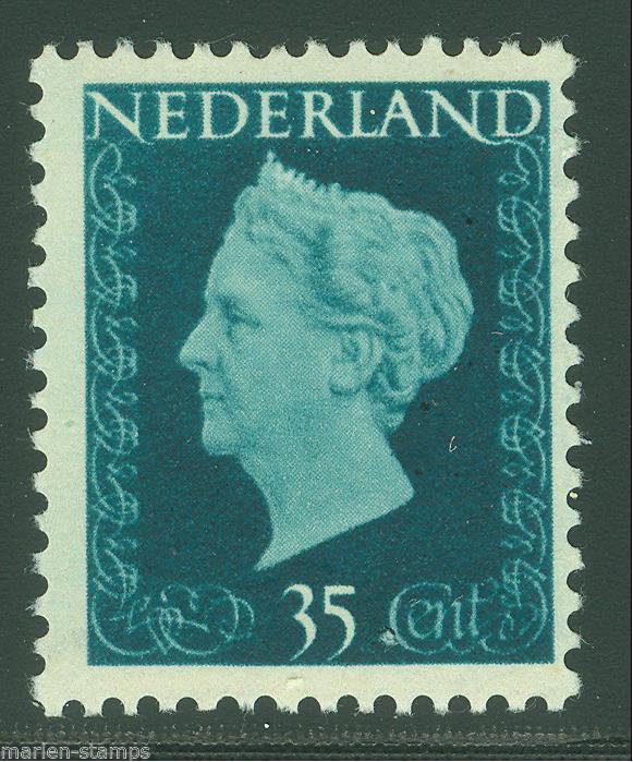 NETHERLANDS SC#296  NVPH#485  MINT NEVER HINGED  FULL ORIGINAL GUM