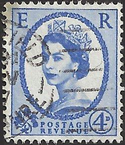 GREAT BRITAIN - 359 - Used - SCV-0.40