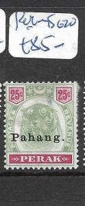 MALAYA  PAHANG    (P1307B)  TIGER 25C   SG 20   MOG