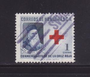 Honduras RA5 Set U Red Cross (A)