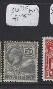 ANTIGUA (P2306B)  KGV  2D   SG 70   MOG