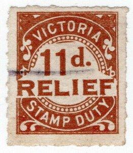 (I.B) Australia - Victoria Revenue : Relief Tax 11d