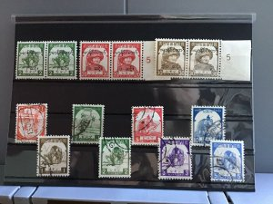 Japanese Occupation of Burma mint never hinged and used stamps   R25009