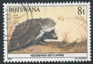 Botswana #410 8t Wildlife Conservation - Hedgehog