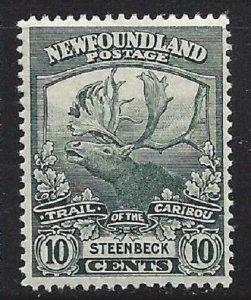 Newfoundland #122 OG VF