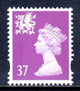 Great Britain (Wales) - Scott #WMMH82 - MNH - SCV $6.00