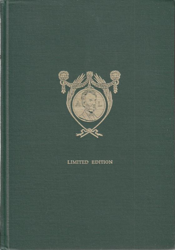 The George Walcott Civil War Patriotic Covers, Limited Edition, Hardcover, used.