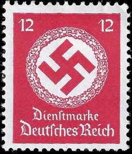 Germany, III Reich 1942 Sc O98 mh