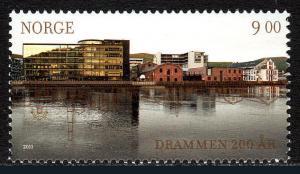 Norway 1647, MNH. Drammen, Bicent. 2011